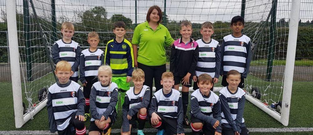 Attleborough Sports junior football club