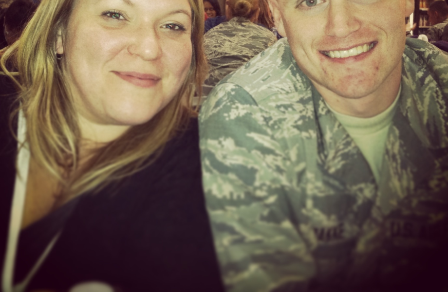 Military Spouse Day Heather Brice