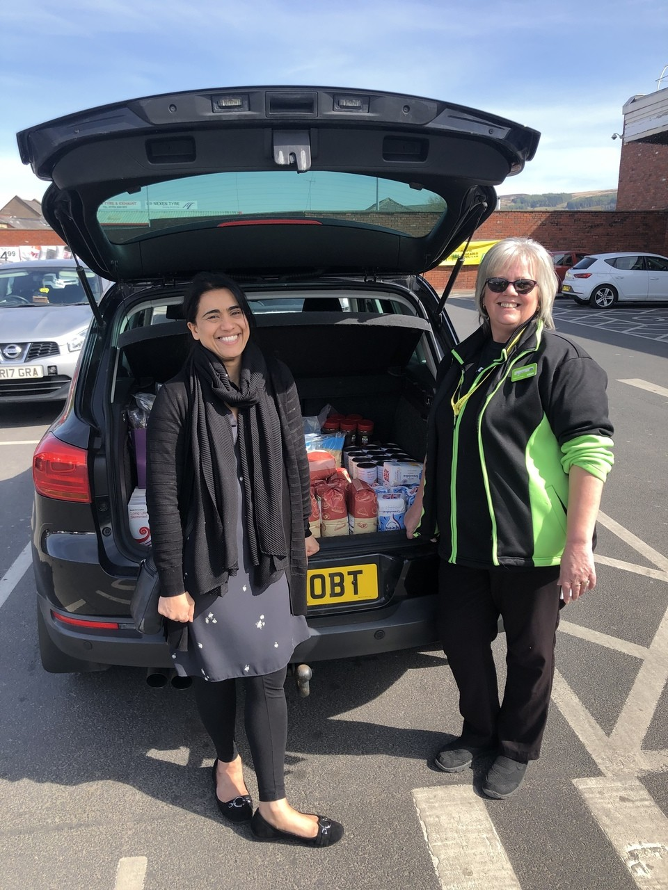 Ramadan donation | Asda Shaw