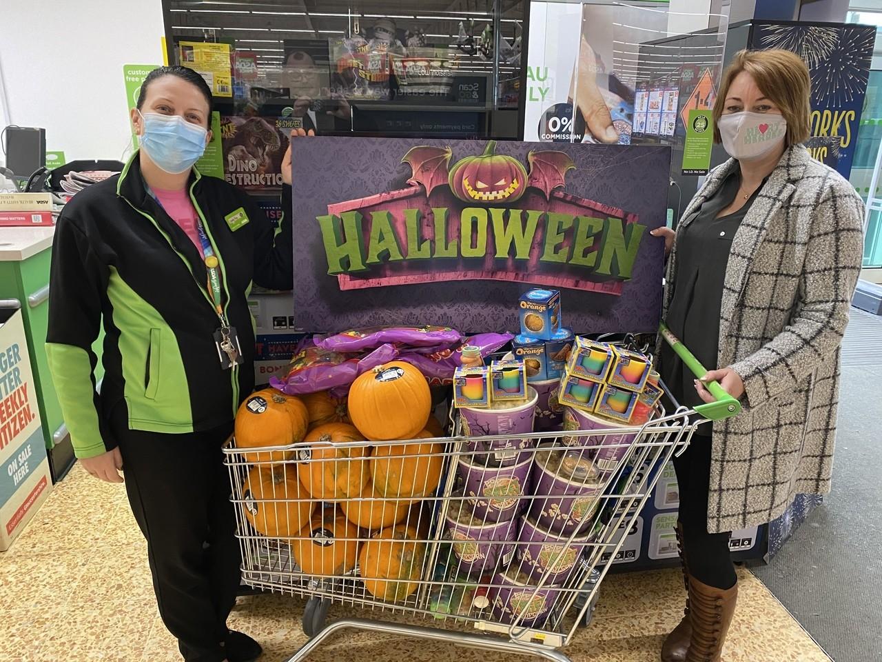 Happy to help Heart Heroes | Asda Gloucester