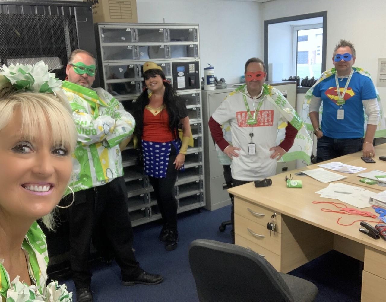 Sittingbourne superheroes | Asda Sittingbourne