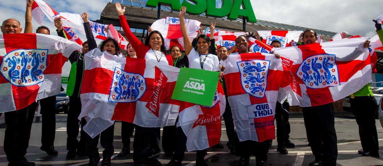Asda Southgate renamed after England manager Gareth Southgate