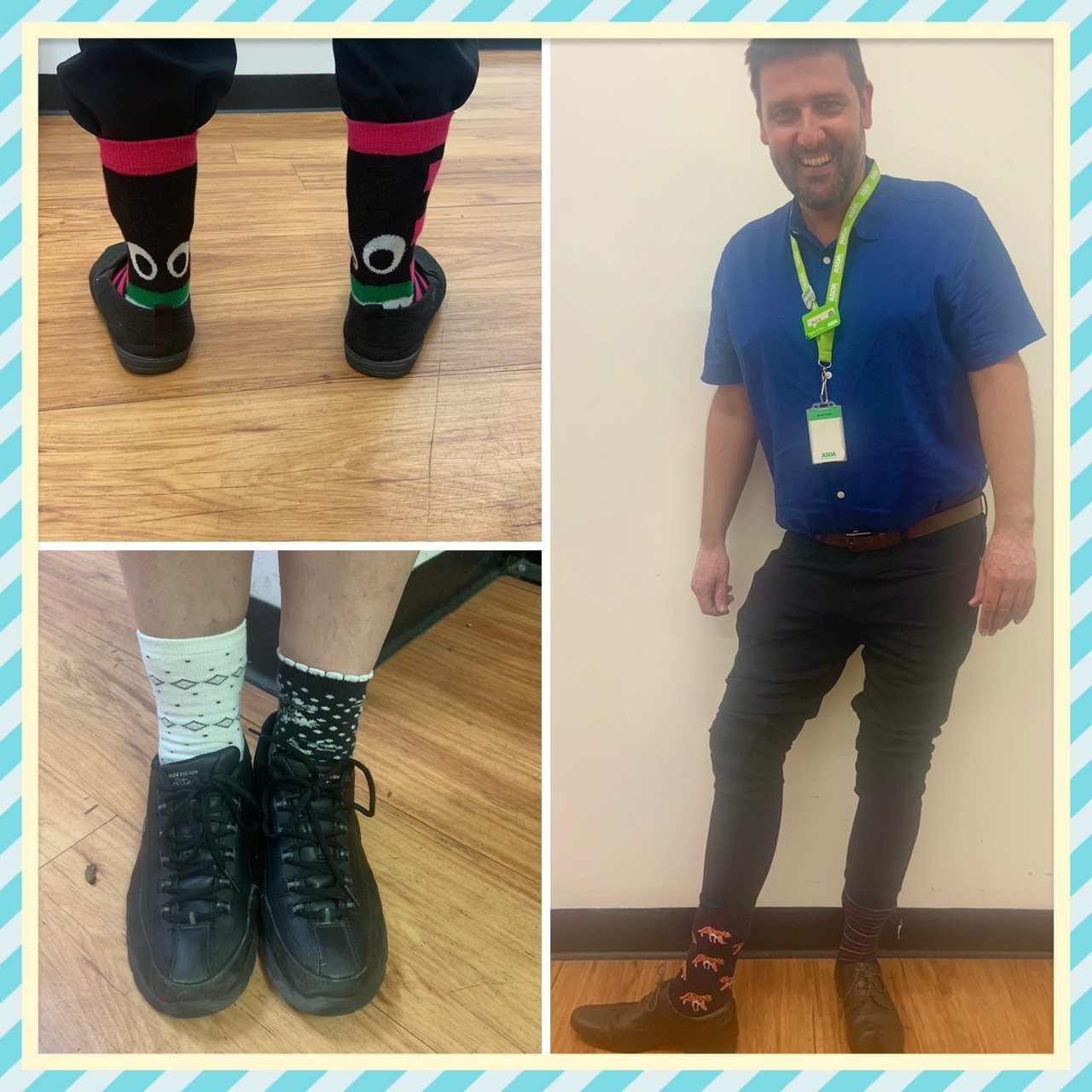Silly Sock Saturday at Asda Sittingbourne | Asda Sittingbourne