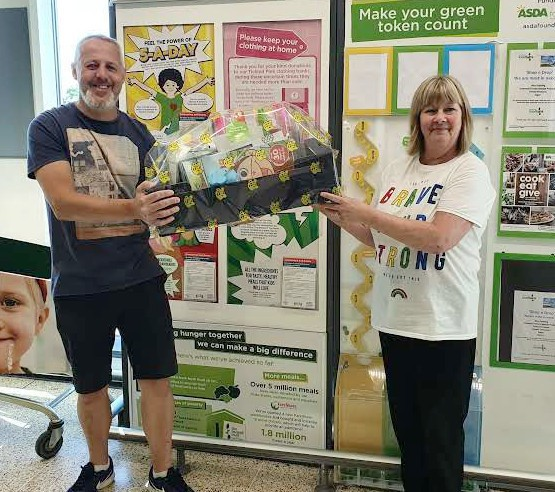 Supporting vulnerable families   Asda Plymouth