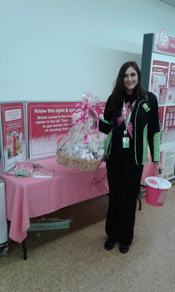 Breast cancer survivor Susans backs our Tickled Pink campaign