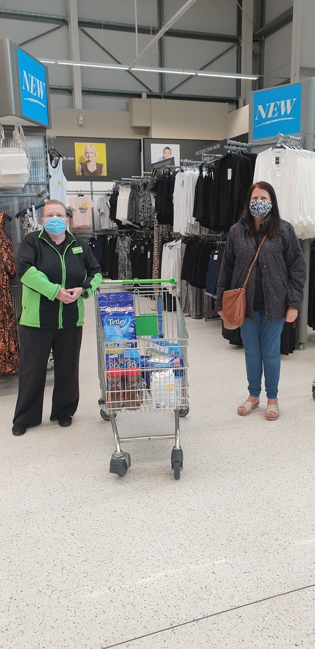 Sefton Older Persons Forum donation | Asda Southport