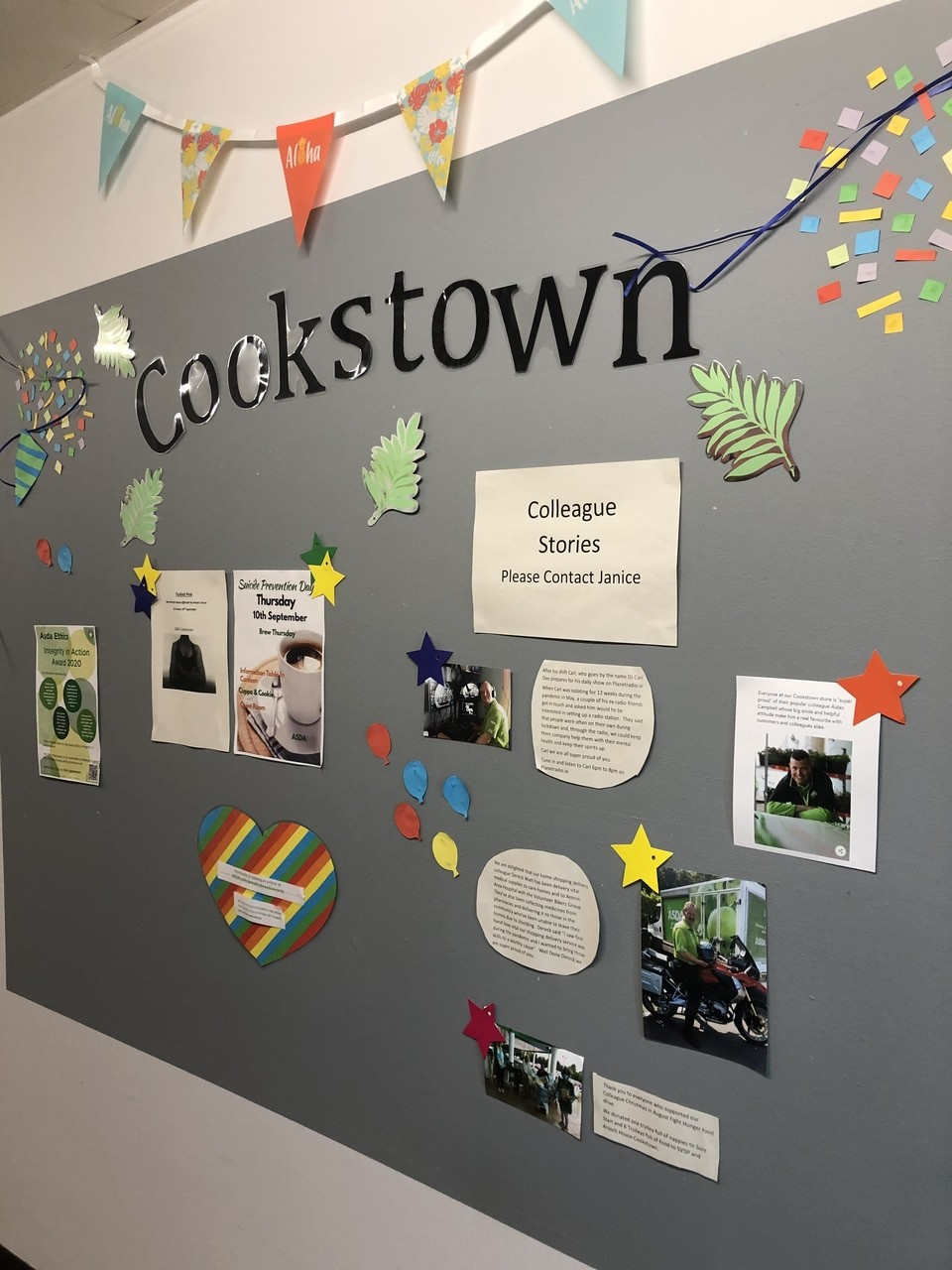 September Community Celebrations  | Asda Cookstown