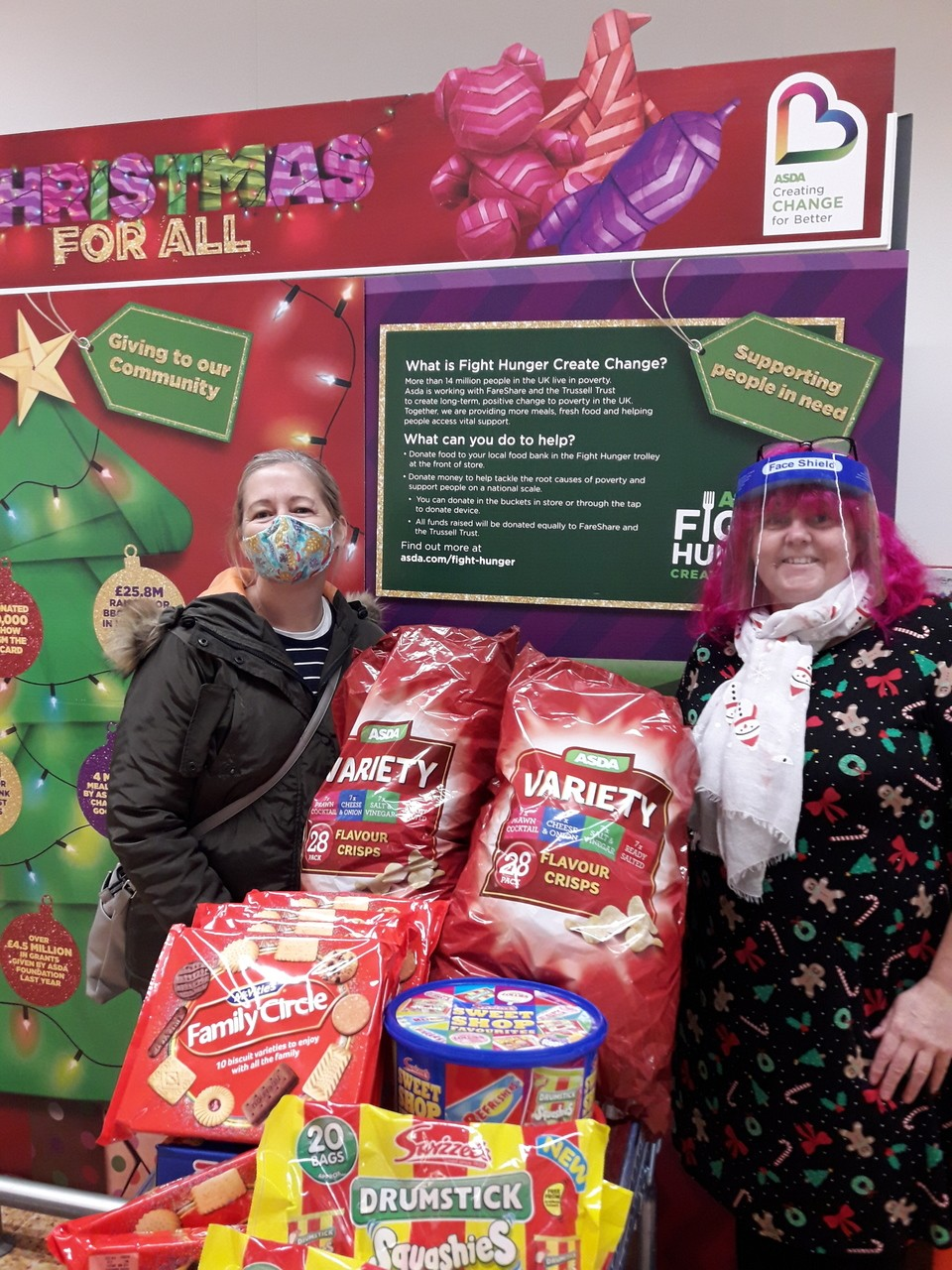 Goodies for the local playground  | Asda Leicester