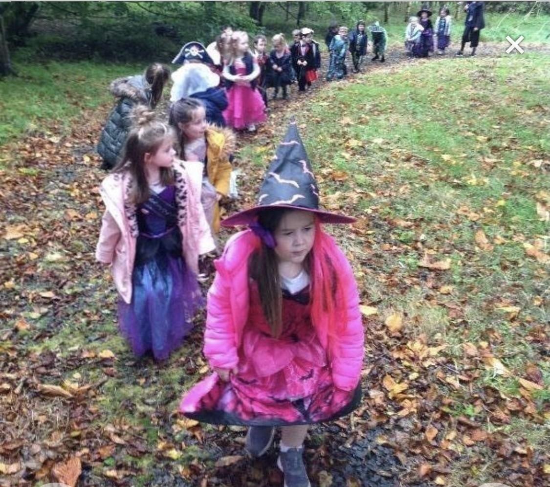 Pumpkins for St Brigid's spooky trail | Asda Downpatrick