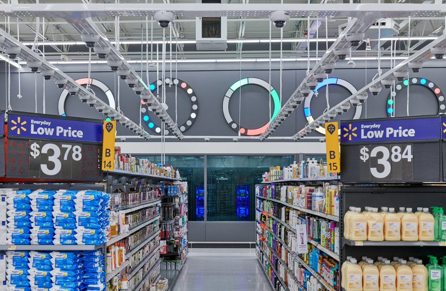e0c78a6647 Walmart s New Intelligent Retail Lab Shows a Glimpse into the Future of  Retail