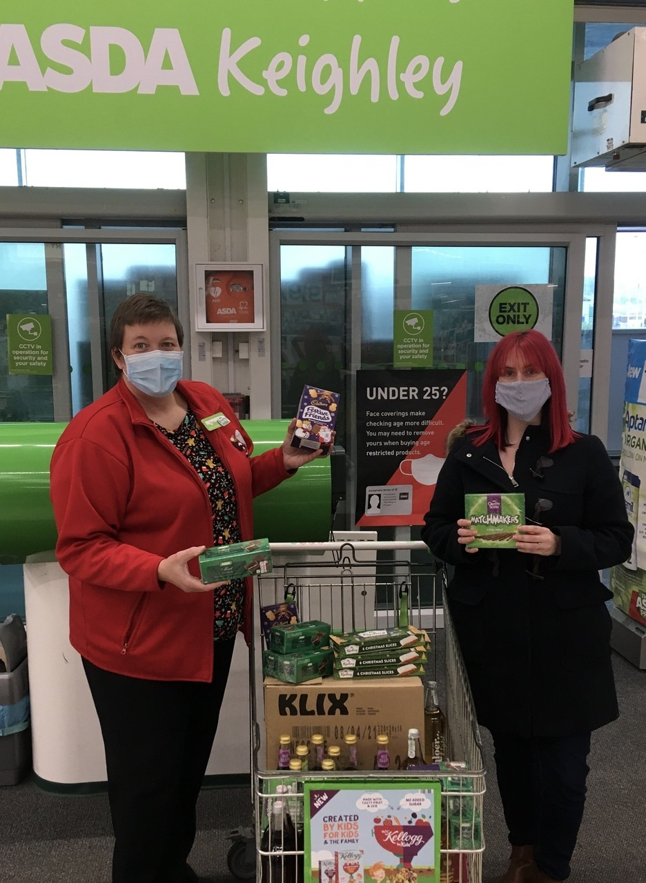 Keighley store supports Dementia Friendly group | Asda Keighley