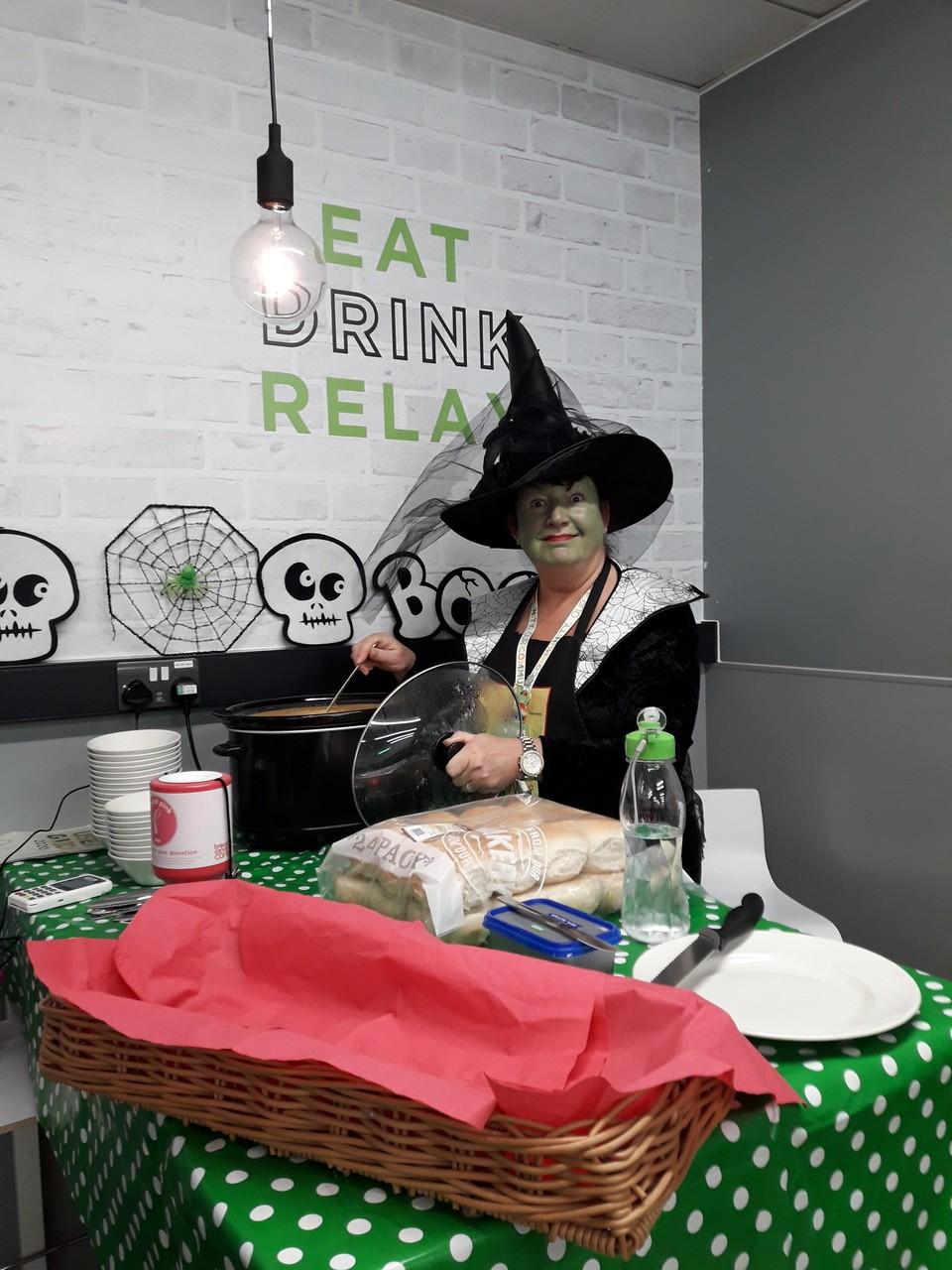 Halloween kitchen | Asda Dundee West