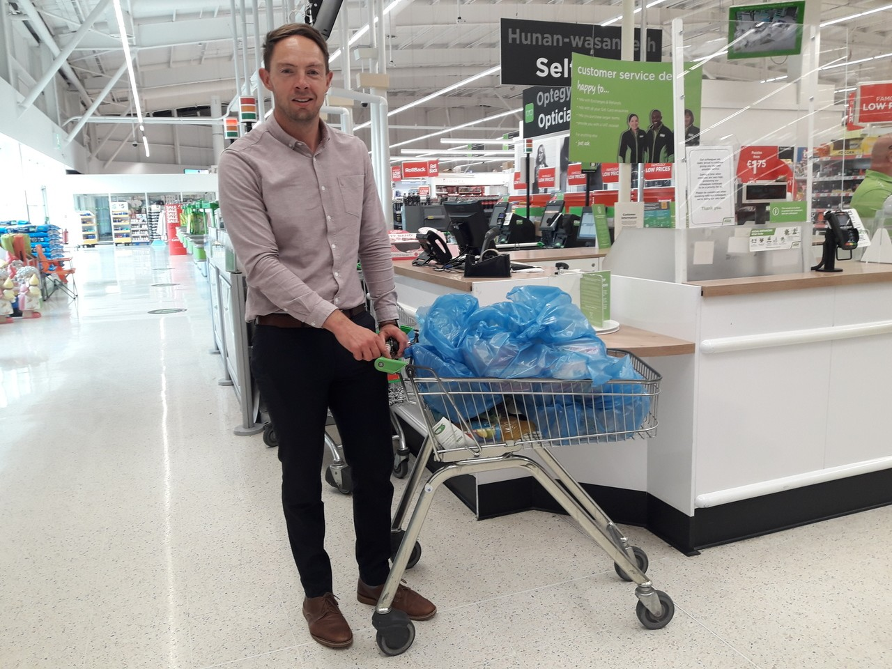 Thanks from Blacon Community Store | Asda Queensferry