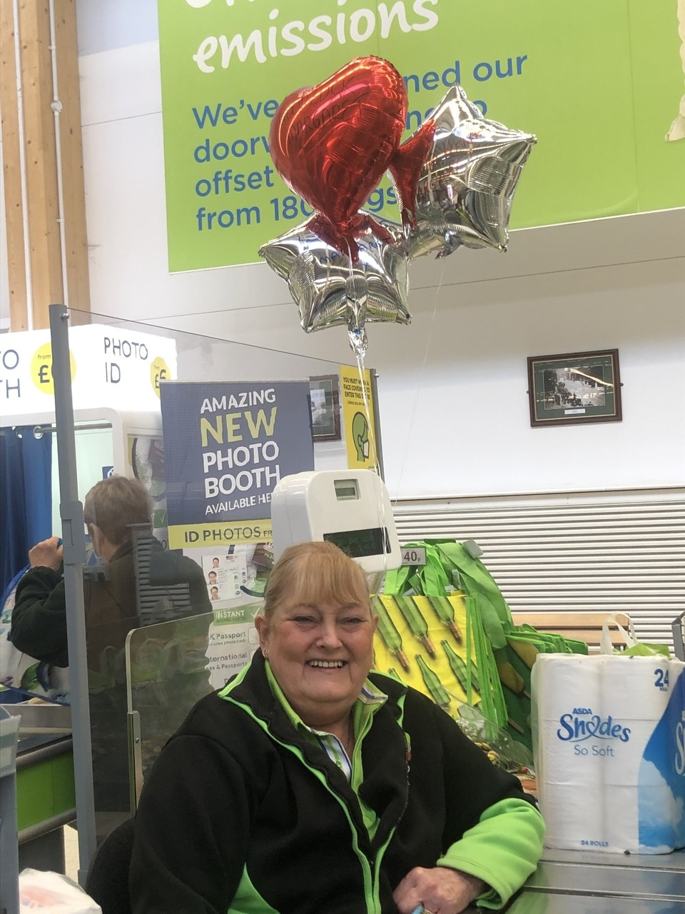 Happy retirement Margaret | Asda Shaw