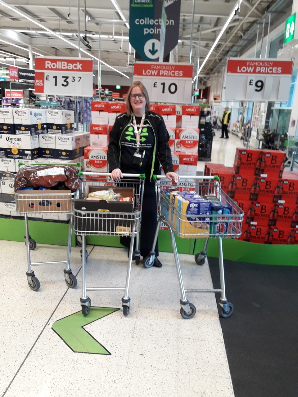 Donations to good causes | Asda Gorseinon