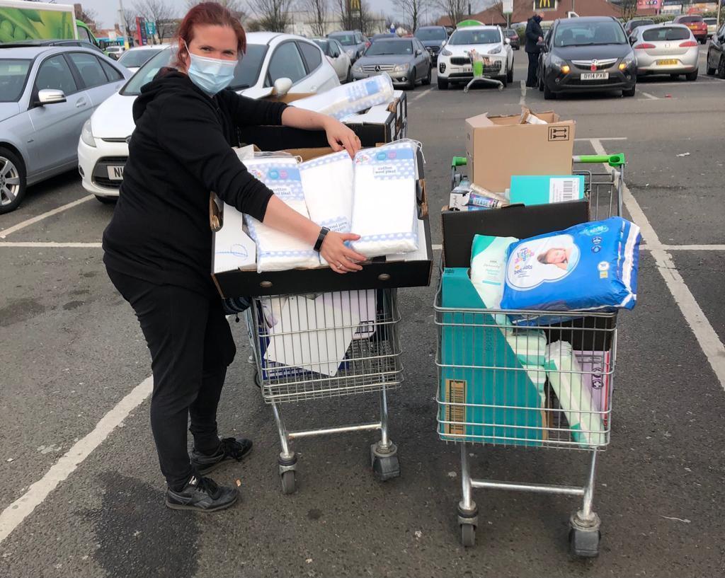 Community grant   Asda Hartlepool