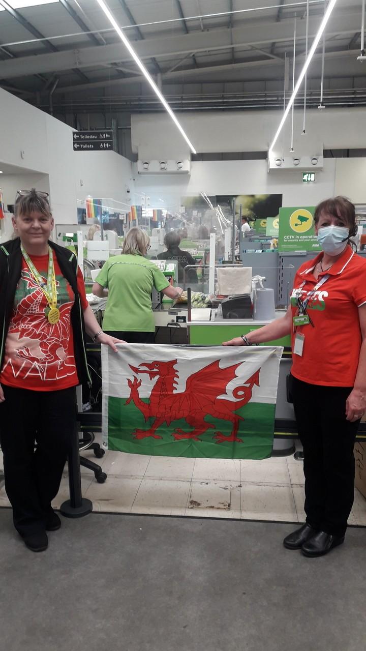 Come on Wales! | Asda Wrexham