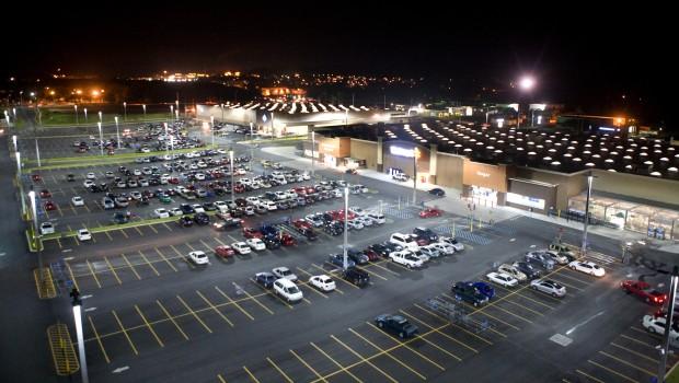 Puerto Rico Parking Lot LED Lights