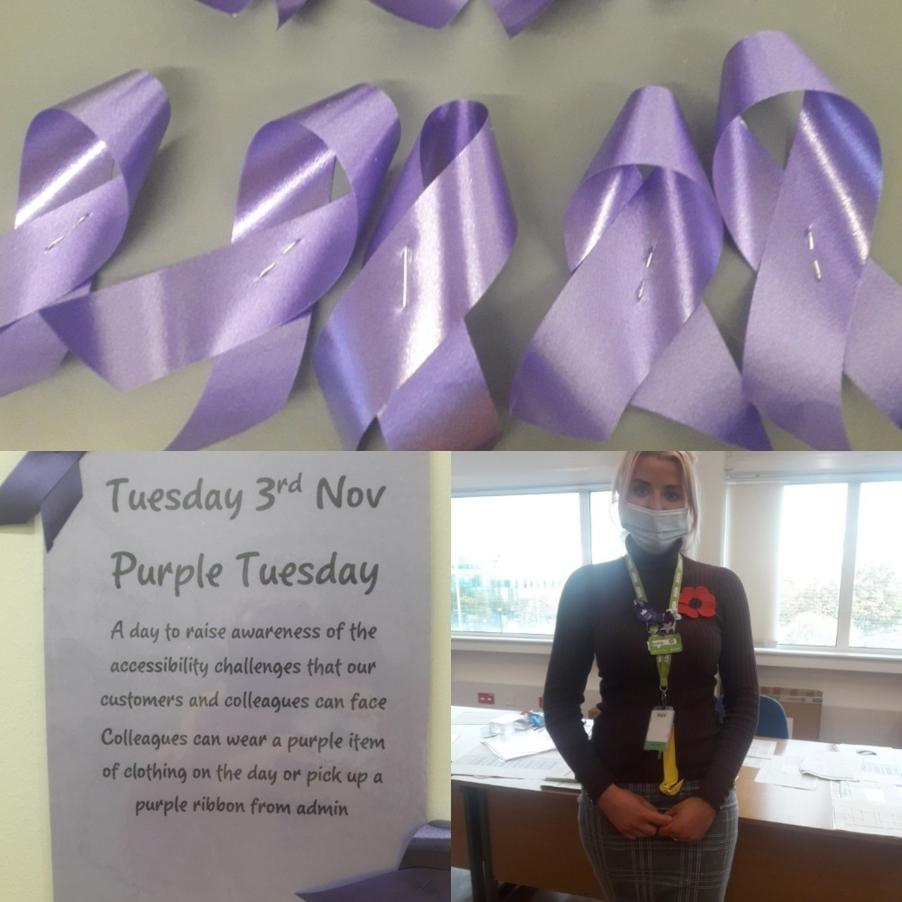 Purple Tuesday  | Asda South Shields
