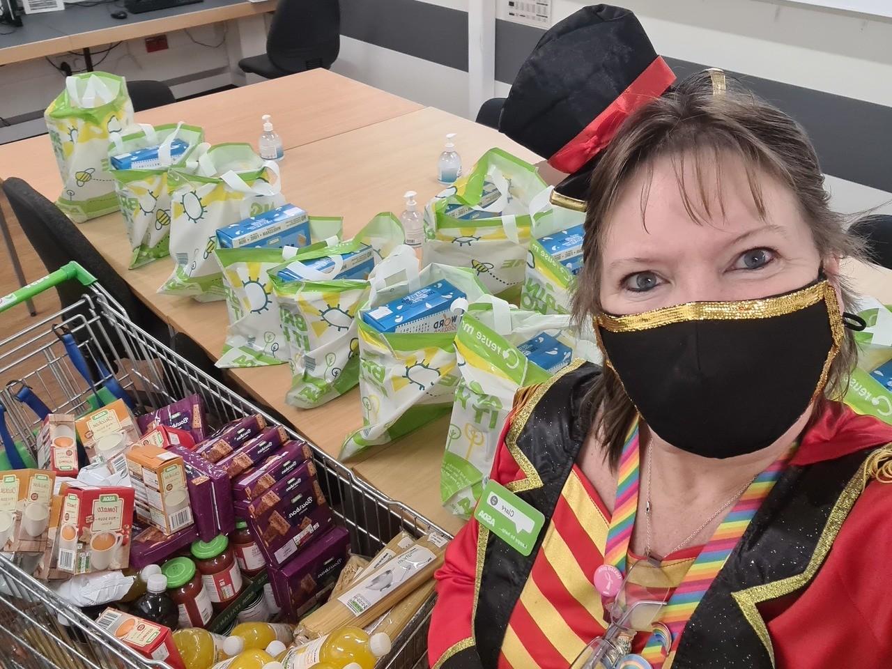 Family food bags | Asda Newport Isle of Wight