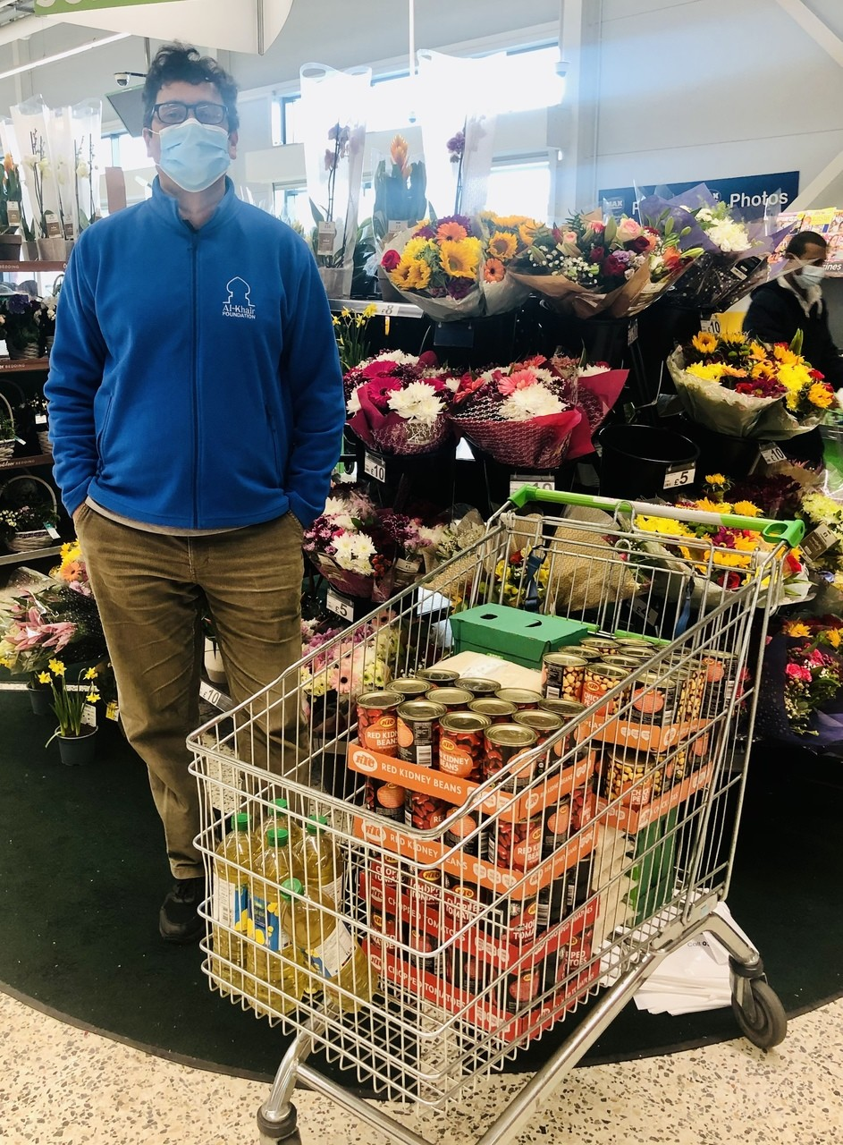 Helping the Community Food Bank | Asda Leicester Abbey Lane