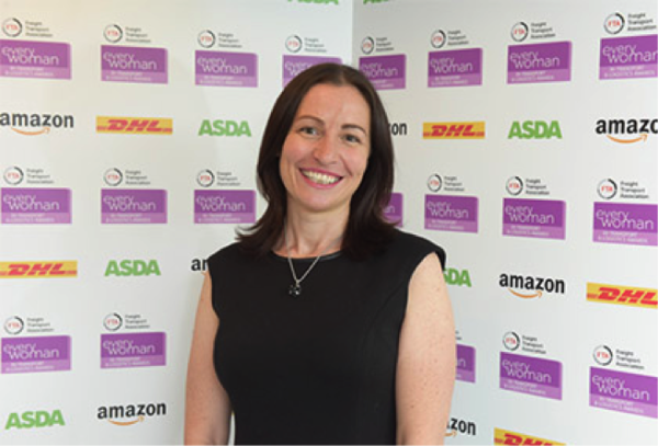 Asda Strategic Innovation Director Debbie Pye