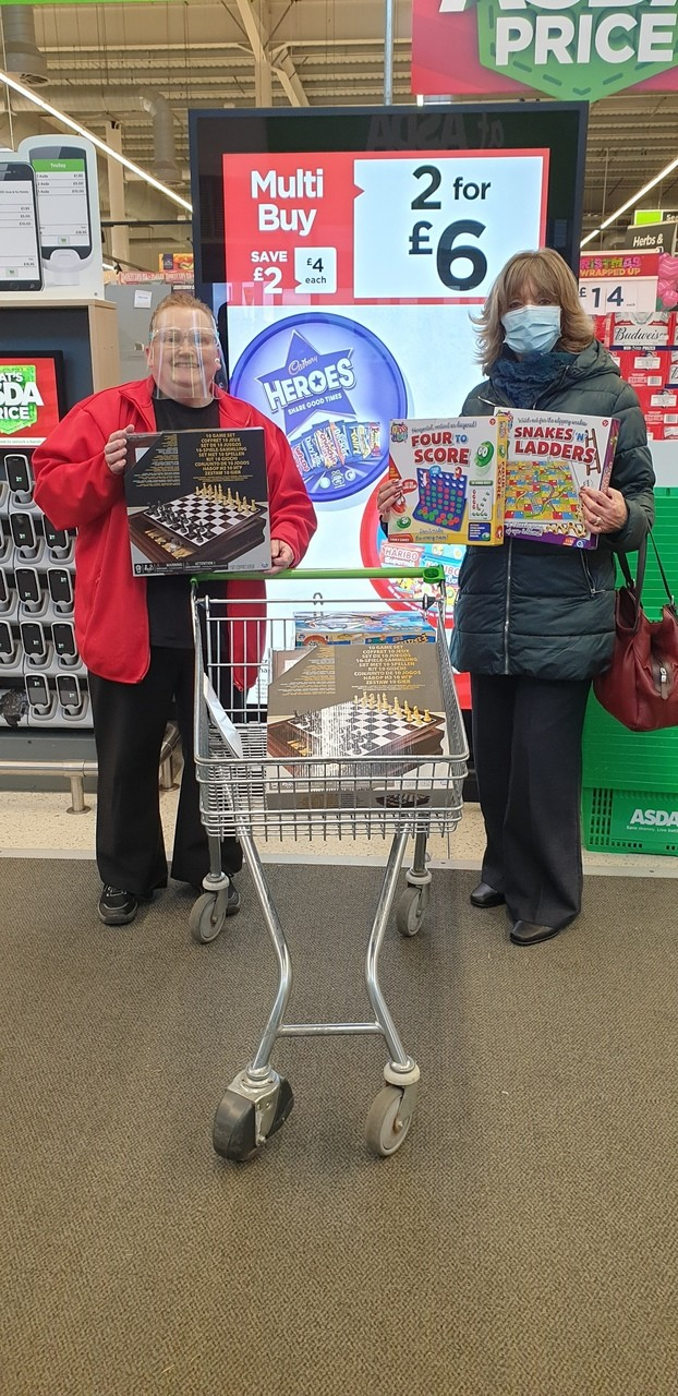 Birkdale Primary School Donation  | Asda Southport