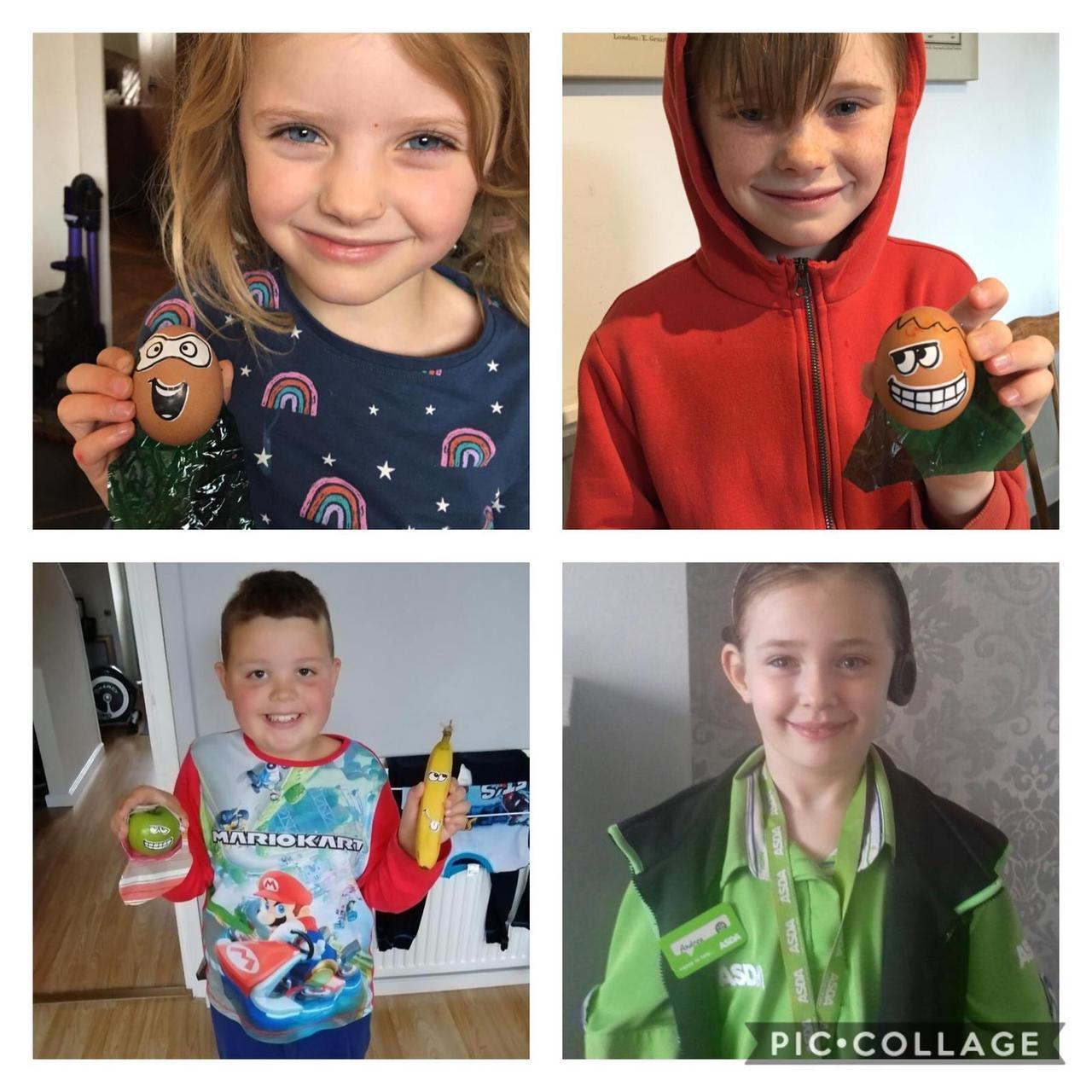 Youngsters make their own heroes! | Asda Widnes