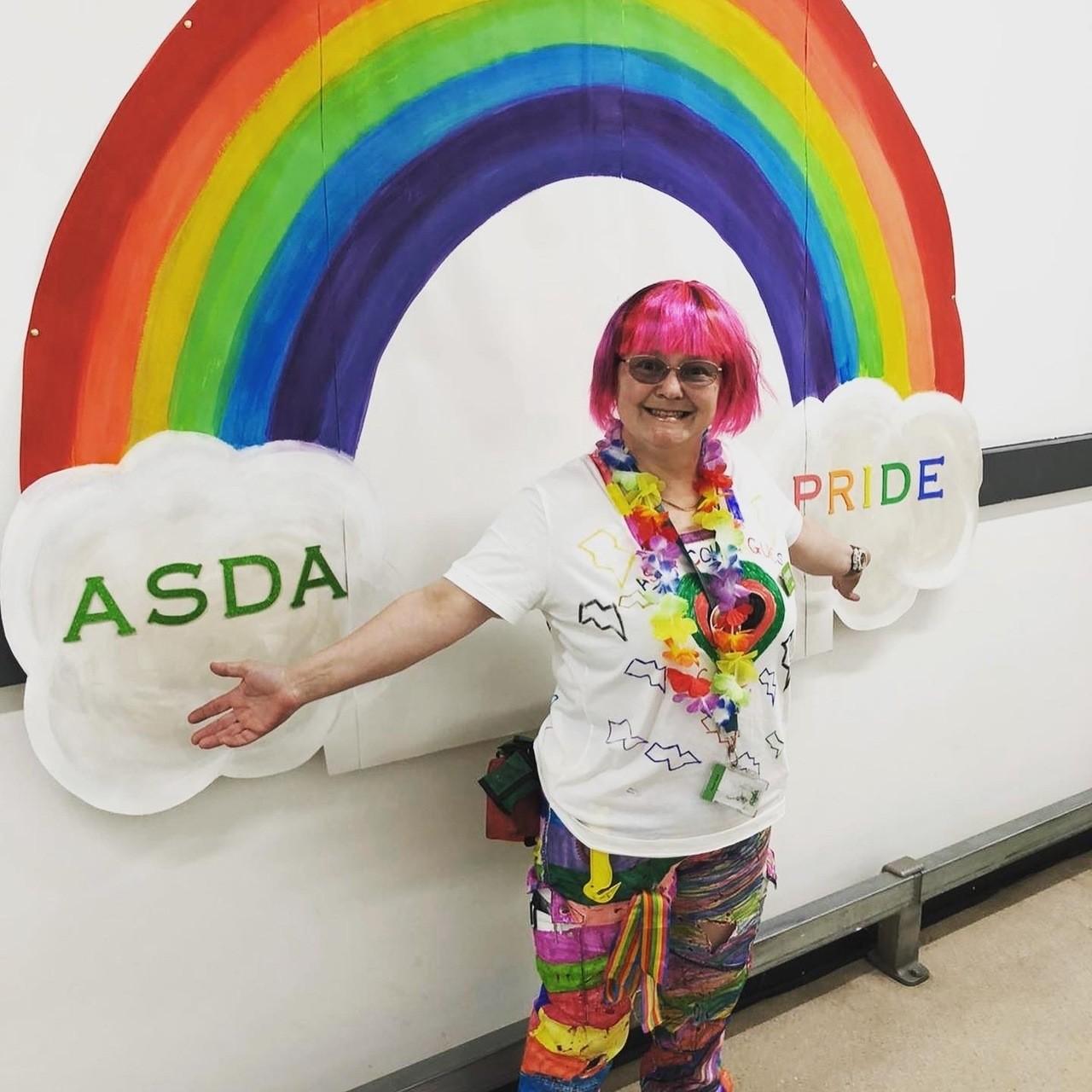 Supporting Pride | Asda Swindon Haydon