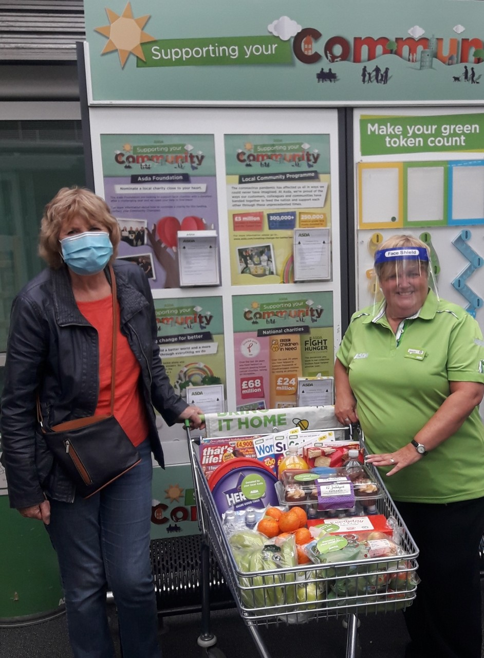 Samaritans receive support from our store | Asda Gosforth