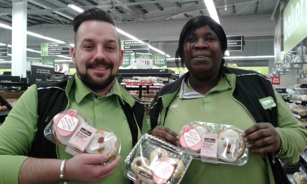 Be Your Breast Friend at Asda Reddish