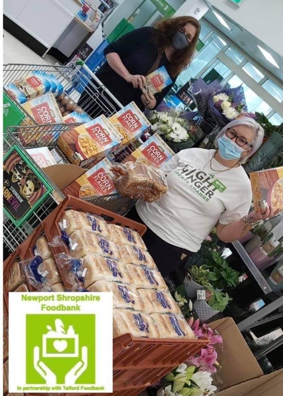 feeding the nation | Asda Donnington Wood