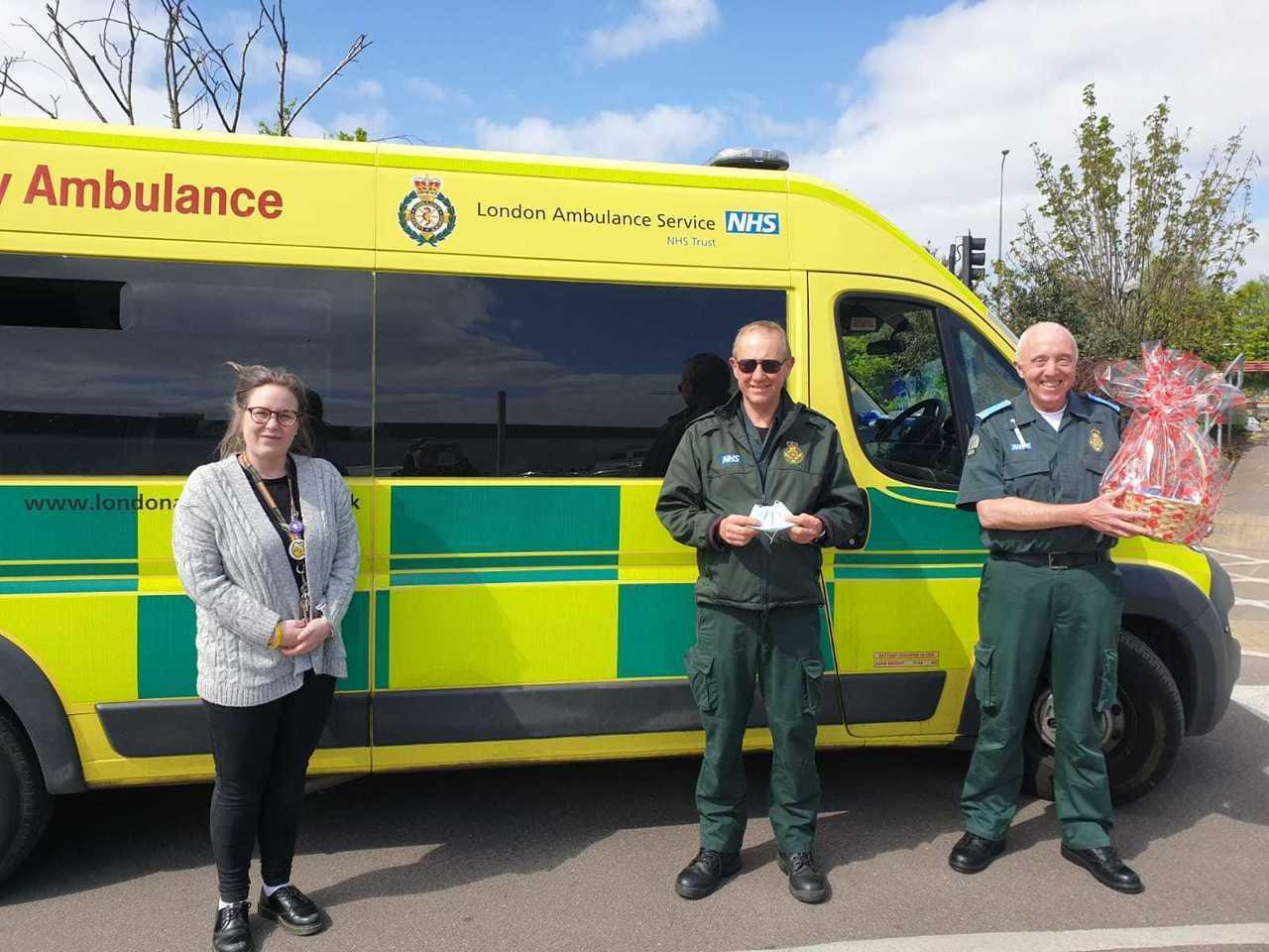 Supporting NHS workers | Asda Dagenham