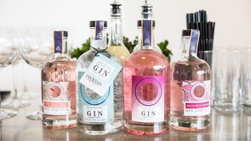 pink gin asda