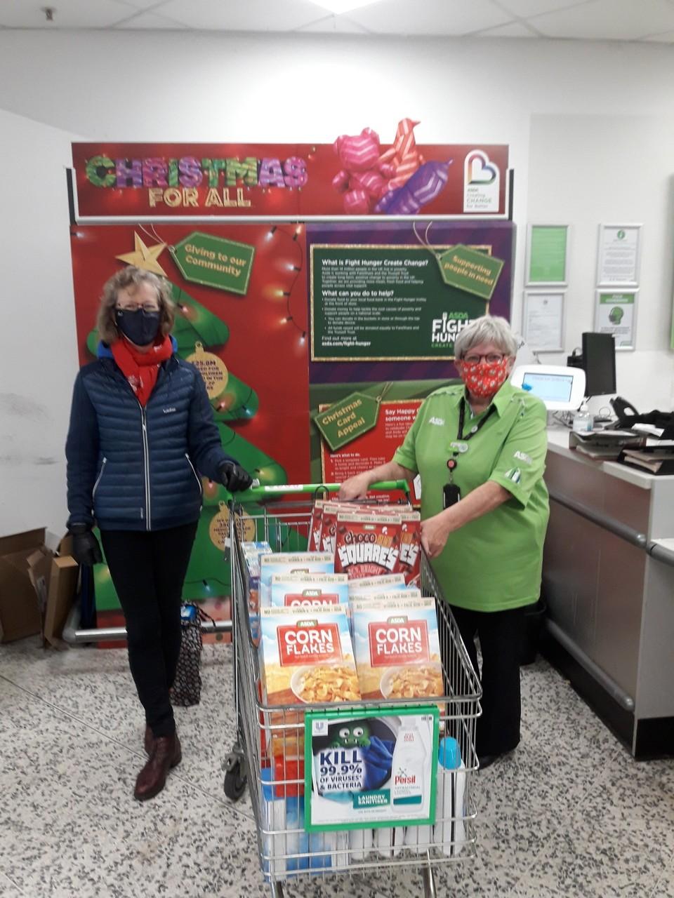 Nailsea Community Foodbank | Asda Bedminster