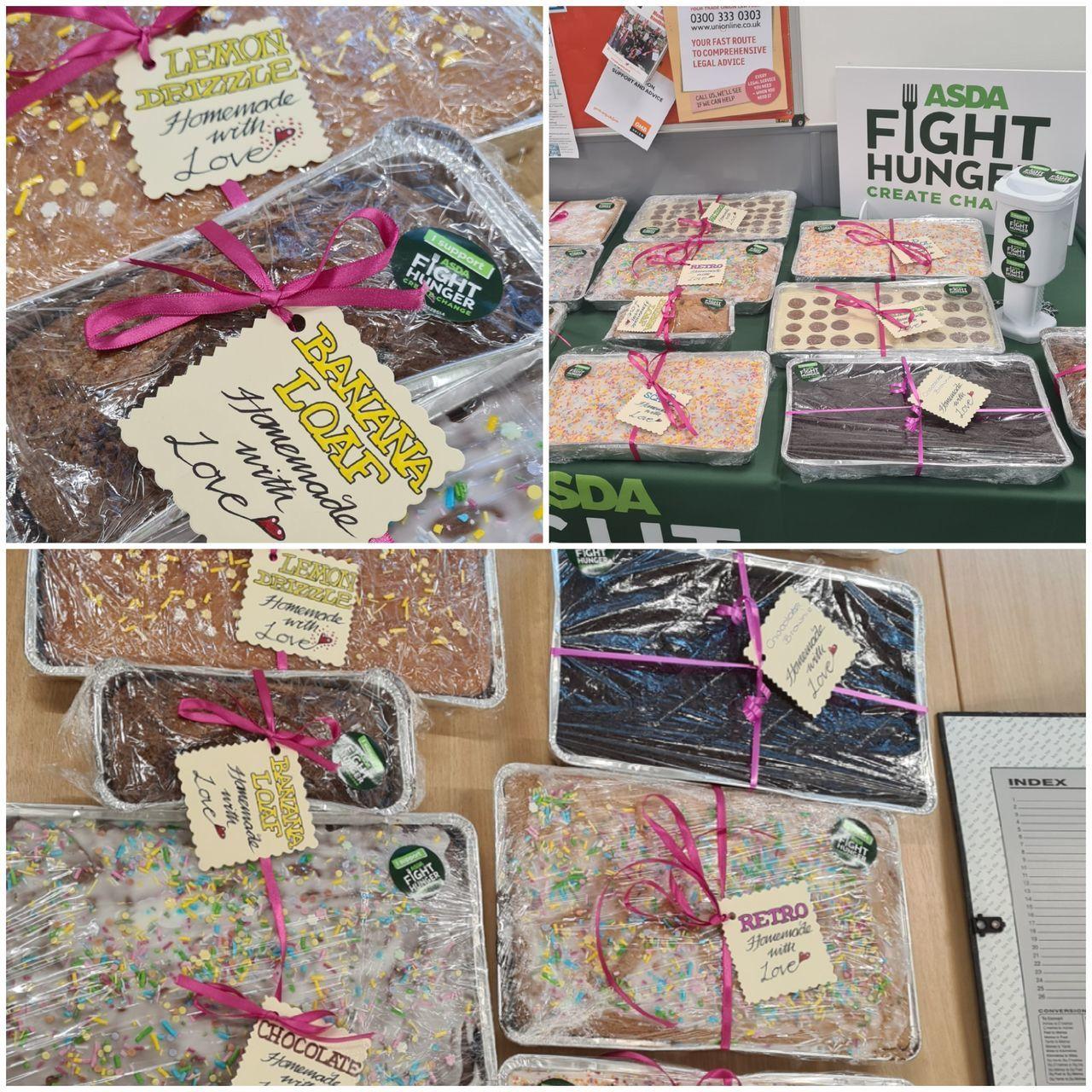 Fight Hunger | Asda Newport Isle of Wight