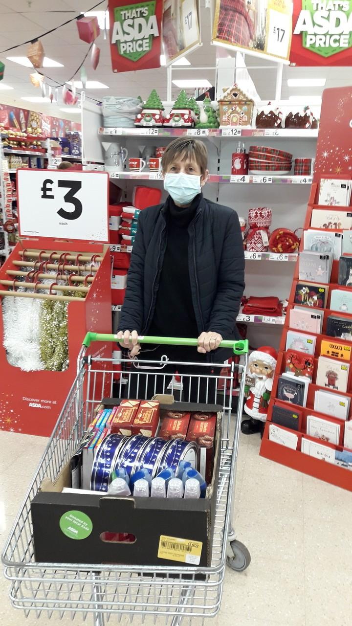 Hampers for residents | Asda Darlington