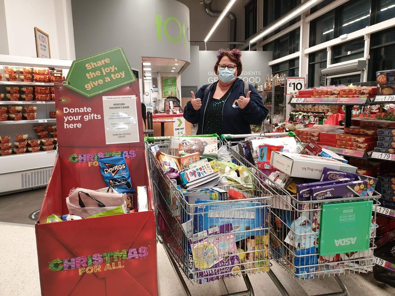 Hereford Gift Appeal  | Asda Hereford