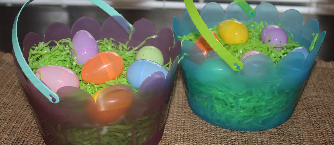 Closing the loop from frosting buckets to easter baskets negle Image collections