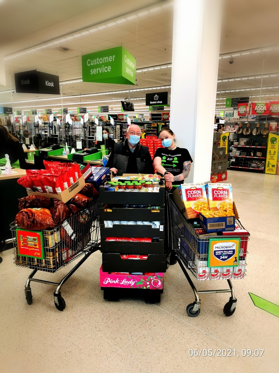 Supporting Communities grant | Asda Rochdale