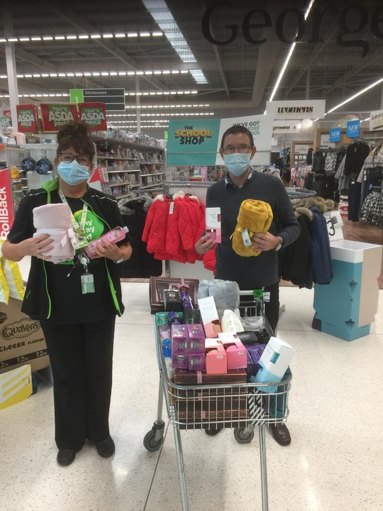 Care home donations | Asda Dundee West