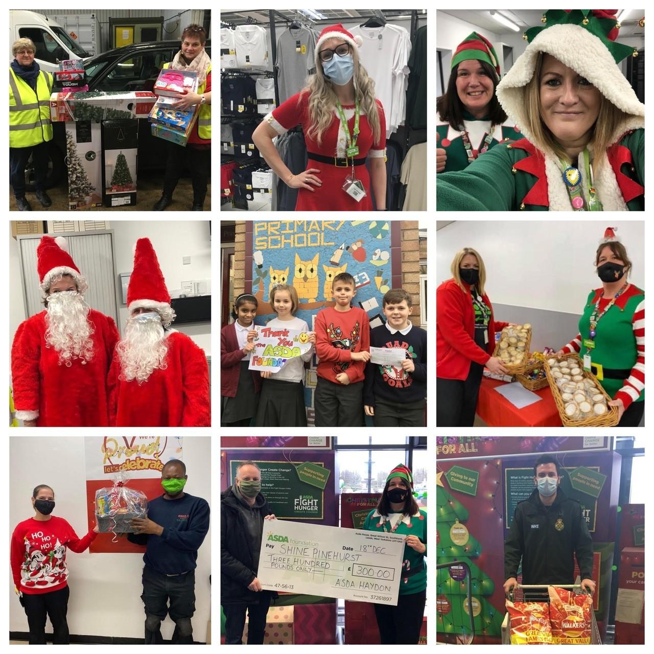 Merry Christmas from Haydon | Asda Swindon Haydon