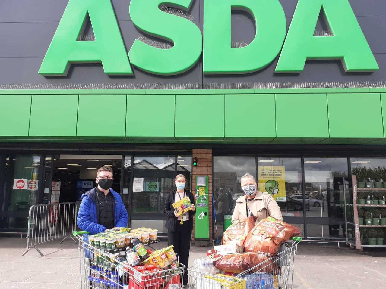 Supporting Communities Grant | Asda Blantyre
