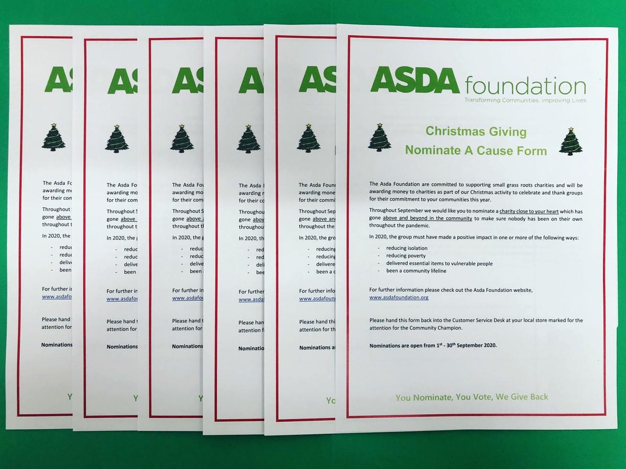 Calling all Hunts Cross customers 🎄 | Asda Hunts Cross