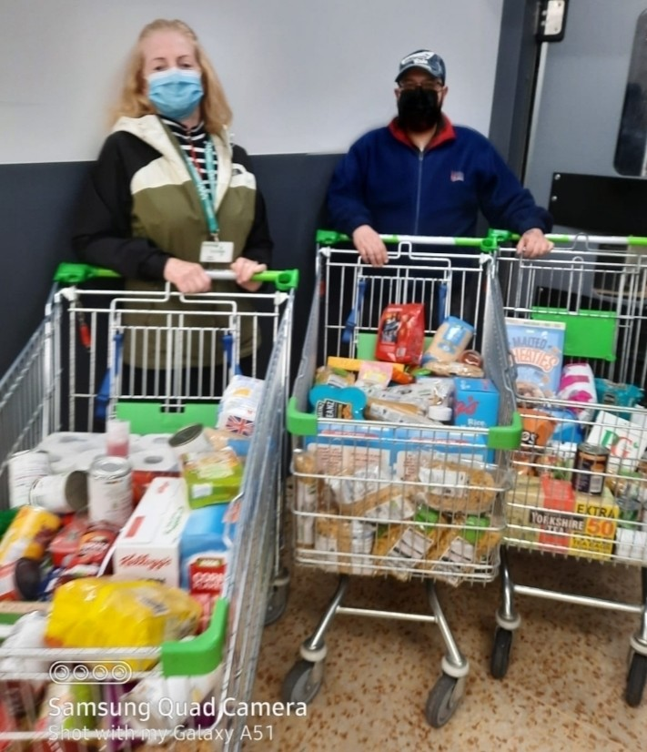 Fight Hunger Create Change | Asda Cramlington