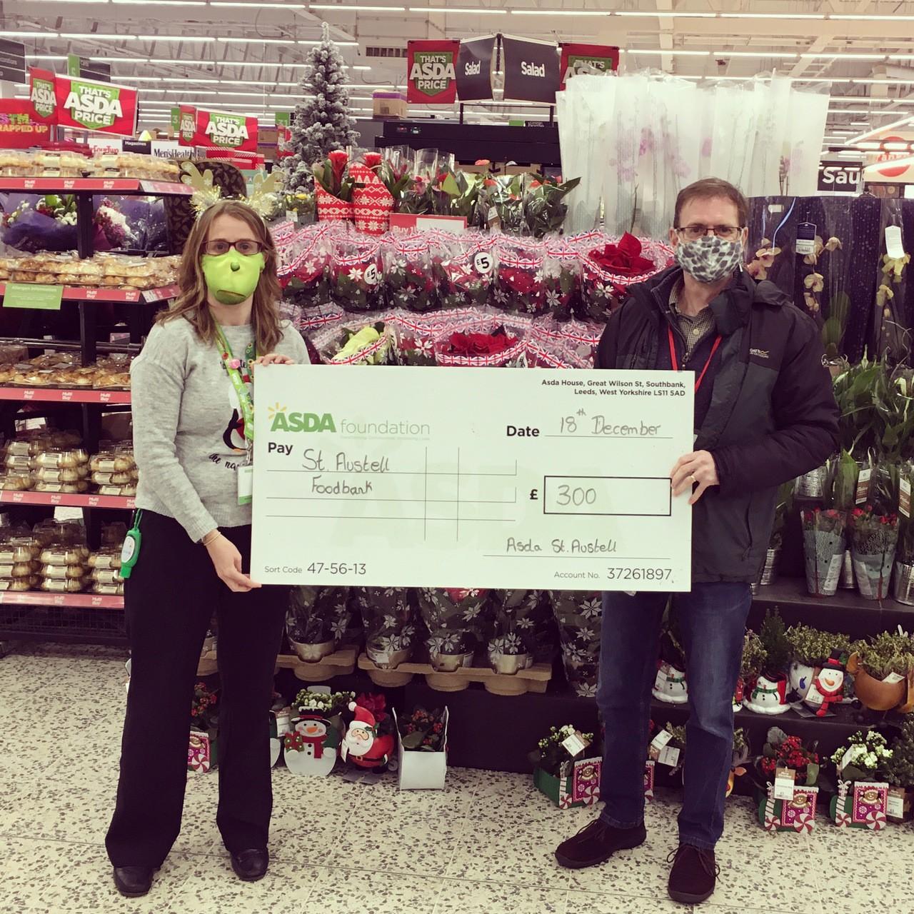Christmas giving | Asda St Austell