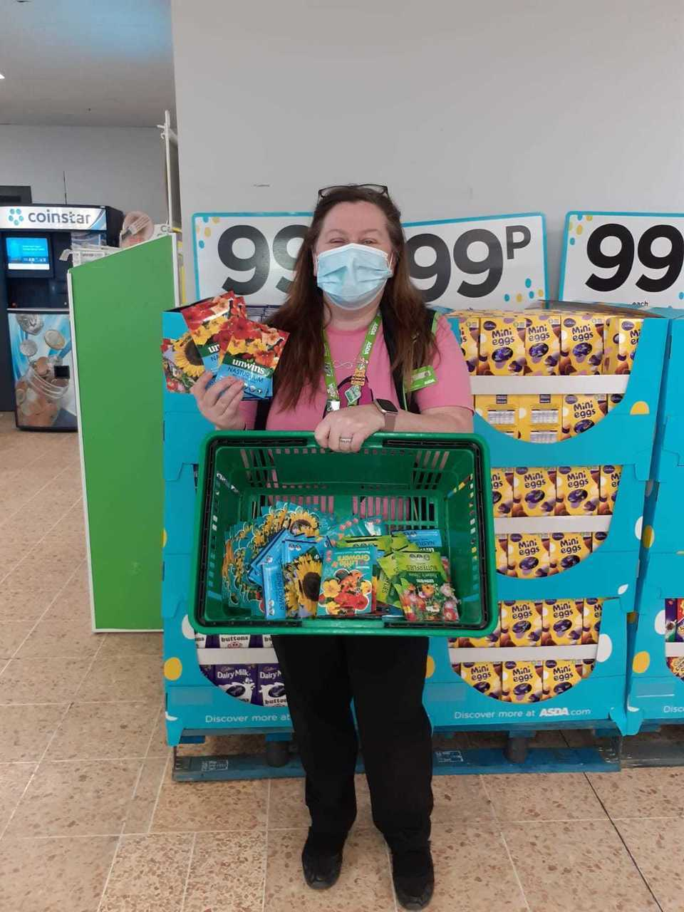 Growing seeds for young minds | Asda Blantyre