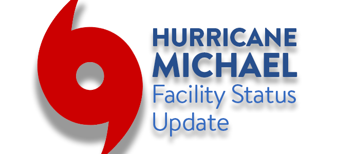 Due To Hurricane Michaels Impact Some Walmart US And Sams Club Facilities Closed Or Adjusted Hours Of Operation The Safety Our Customers