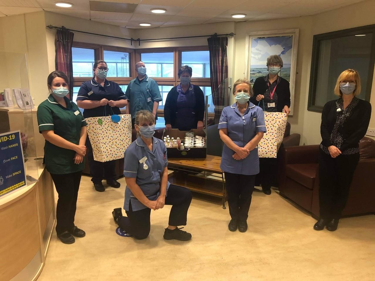 Supporting local hospitals | Asda Havant