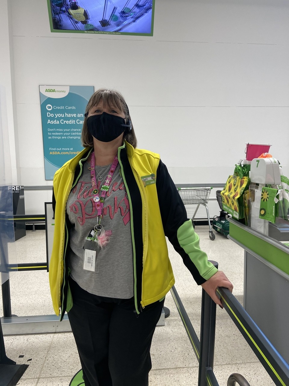 Going pink for Tickled Pink | Asda Biggleswade